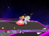 Peach Forward throw SSBM