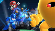 SSB4 - Lucario Screen-4