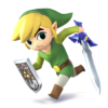 Toon Link - Super Smash Bros. for Nintendo 3DS and Wii U