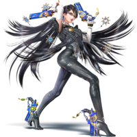 Bayonetta - Super Smash Bros. for Nintendo 3DS and Wii U