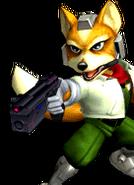 Fox Palette 01 (SSBM)