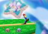 Mario Down aerial SSB