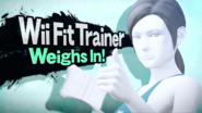 Wii Fit Trainer Weighs In