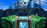 Wily Castle Omega (3DS)