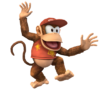 Diddy Kong(Clear)