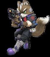 Fox Palette SSBU 2