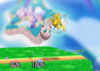 Jigglypuff Up aerial SSB