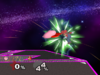 Kirby Back aerial SSBM