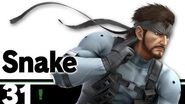 31 Snake – Super Smash Bros