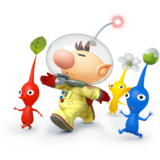 Olimar (Super Smash Bros. for Nintendo 3DS and Wii U)