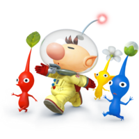 Olimar - Super Smash Bros. for Nintendo 3DS and Wii U