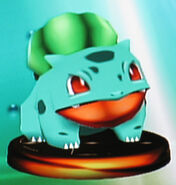 Bulbasaur trophy (SSBM)