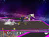 Captain Falcon Forward throw SSBM