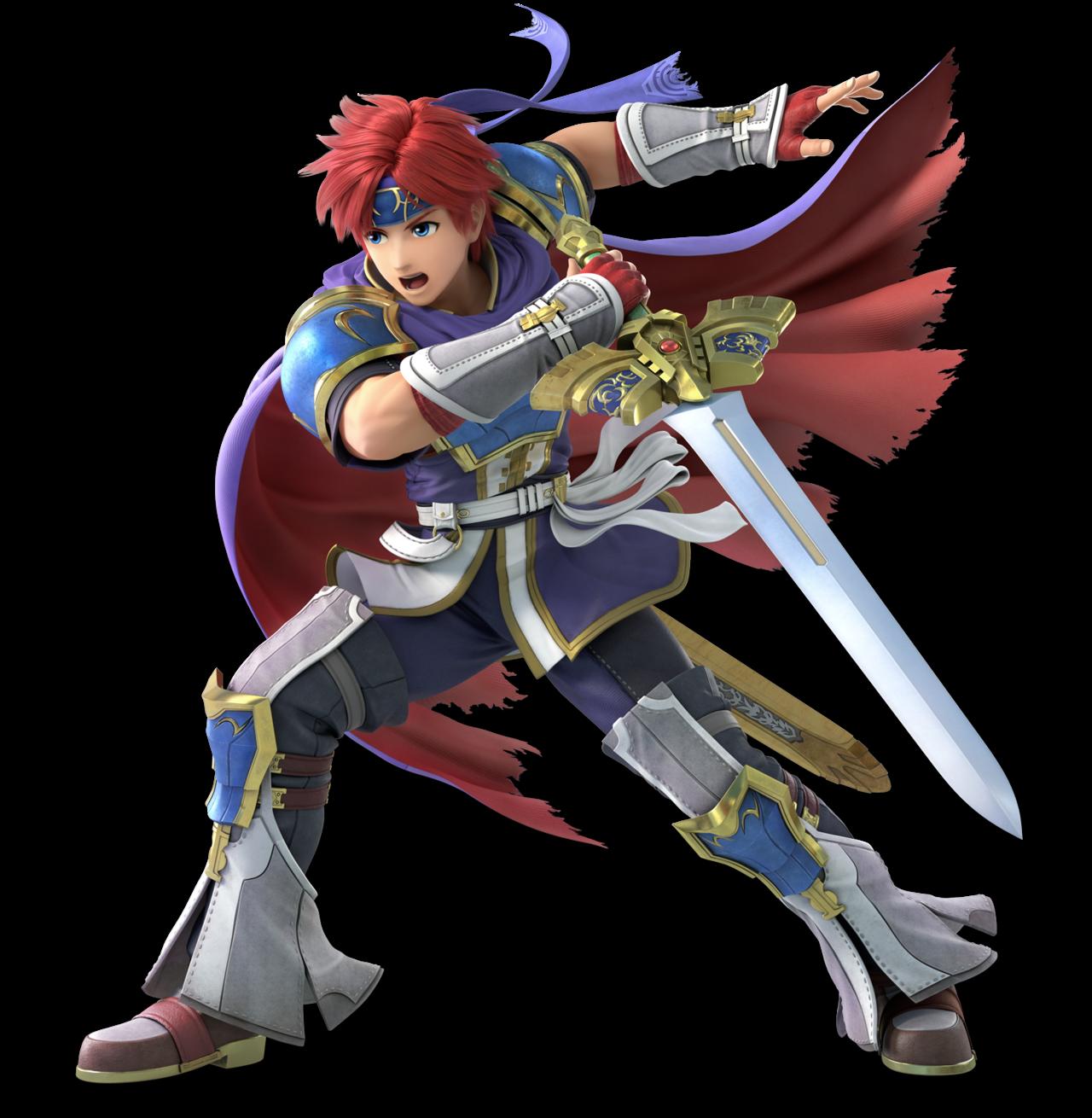 Roy (Super Smash Bros  Ultimate)   Smashpedia   FANDOM