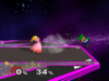 Peach Forward smash SSBM
