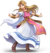 Zelda - Super Smash Bros. Ultimate