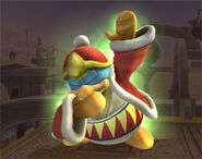 King Dedede Whistling for Final Smash