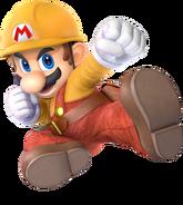 Mario (Builder) SSBU