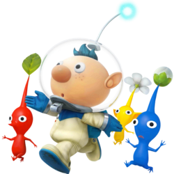 Alph - Super Smash Bros. for Nintendo 3DS and Wii U