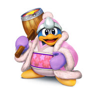 King Dedede Pallette 02
