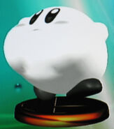 Kirby smash 2 trophy (SSBM)