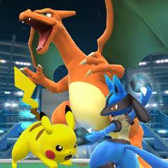 Pokémon Battle Event Icon