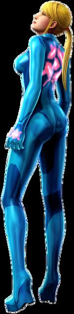 Zero Suit Samus Other M Artwork