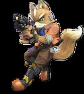 Fox Palette SSBU 5
