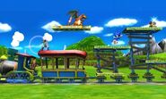 N3DS SuperSmashBros Stage11 Screen 02