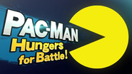 Pac man hungers for battle