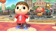 Animal Crossing Stage SSB4