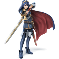 Lucina - Super Smash Bros. for Nintendo 3DS and Wii U