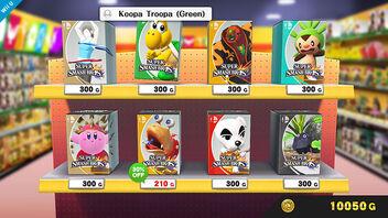 Trophy Shop (Wii U version)