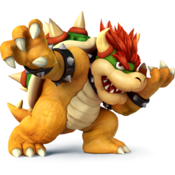Bowser - Super Smash Bros. for Nintendo 3DS and Wii U