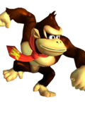 Donkeykong - Super Smash Bros. Melee