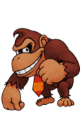Donkeykong - Super Smash Bros