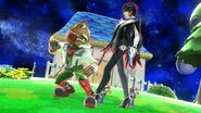 Fox mccloud and bayonetta by user15432-daj2951
