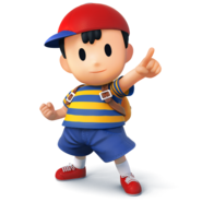 Ness - Super Smash Bros. for Nintendo 3DS and Wii U