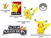 Pikachu (Super Smash Bros. Evolution)
