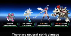 Spirit-Classes