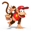 Diddy Kong - Super Smash Bros. for Nintendo 3DS and Wii U