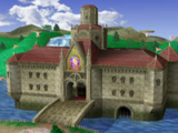 Mushroom Kingdom: Princess Peach's Castle