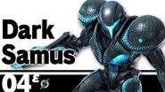 04ᵋ Dark Samus – Super Smash Bros