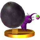 PurplePikminThrophy3DS