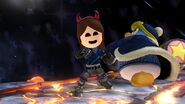 Mii Fighter on Final Destination