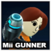 Mii Gunner Icon SSBWU