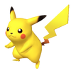 Pikachu - Super Smash Bros. Brawl