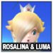 Rosalina & Luma Icon SSBWU