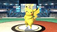 Pikachu Idle Pose 1 Brawl