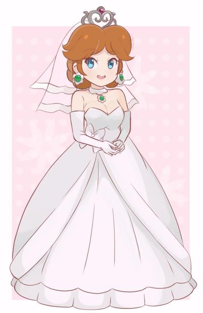 Wedding daisy
